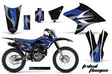 Decal Graphics Kit MX Wrap + Number Plates For Yamaha TTR230 2005-2018 TF U K