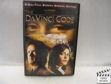 DaVinci Code, The * DVD * Fullscreen * Tom Hanks *