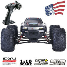 Hosim RC Monster Truck 1:10 4WD 2.4Ghz Off-road Remote Control Car 9125 Upgraded