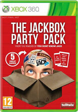 Microsoft XBOX 360 Spiel ***** The Jackbox Party Pack *******************NEU*NEW
