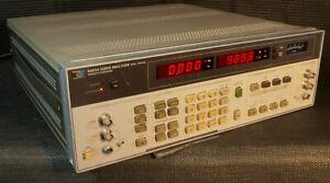 AWESOME HP AGILENT KEYSIGHT 8903A AUDIO ANALYZER