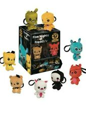 """Five Nights At Freddy's 4"""" Mystery Minis Blind Bag Keychain Plush  x 10"""
