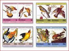 TUV8502 Birds 8 stamps