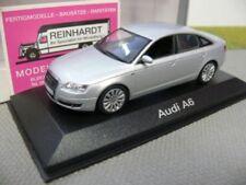 1/43 Minichamps Audi a6 ARGENTO METALLIZZATO