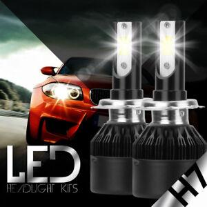 H7 388W 38800LM LED Headlight Conversion Kit Low Beam Bulbs 6000K High Power