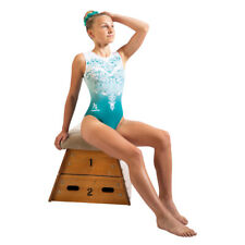 "Milano Pro Sport Gymnastic leotard - Antique Bodice 201101 - Sizes 26""-36""  NEW"