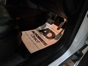 Autobrite Direct - 50 x Paper Floor Mats, Car Sales & Valetors