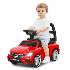 2 in 1 Kinderauto,Schiebeauto mit LED Scheinwerfer Rutschauto