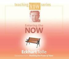 Entering the Now  Teaching the Power of Now Series  2003 by Tolle, Ec Ex-library