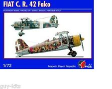 Avion de chasse Italien FIAT CR 42 Falco - KIT PAVLA 1/72 n° 72049