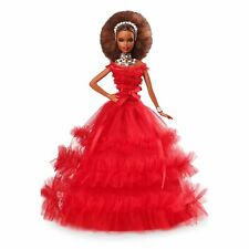 Holiday 2018 Barbie doll AA NRFB 30th Anniversary Happy Holidays