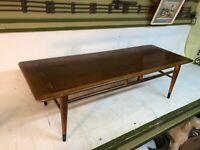 Lane Dovetail Mid-Century Modern End Table Coffee Table Style 90 0 81 Retro MCM
