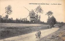 CPA 60 CREVECOEUR LE GRAND LE MOULIN ALIDOR