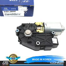 GENUINE Sunroof Moonroof Motor for 10-13 Hyundai Genesis Coupe OEM 816312M000