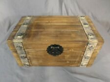 Star Wars Lightsaber Wooden Storage Box TFA style