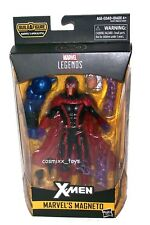 MARVEL LEGENDS SERIES X-MEN MARVEL'S MAGNETO BUILD-A-FIGURE APOCALYPSE HASBRO