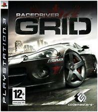Race Driver Grid PS3 PlayStation 3 Video Juego Perfecto estado UK release