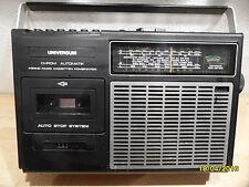 Alter Radio  Recorder  Kassettenrecorder Universum 4 Band CTR 2374  Kofferradio