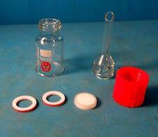 SIGMA-ALDRICH Z554588 BUCHNER FUNNEL GLASS EDGED FRIT WITH PTFE GASKETS 30mL