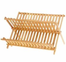Unbranded Wooden Kitchen Dish Drying Racks