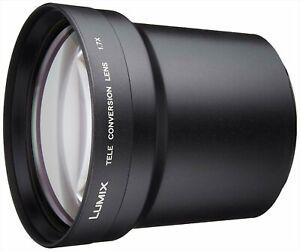 Panasonic DMW-LT55 Teleconversion Lens for FZ30 / FZ7 from Japan