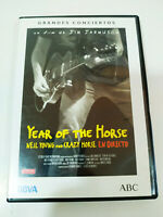 Neil Young and Crazy Horse en Directo Jim Jarmusch - DVD Region 2 - 2T