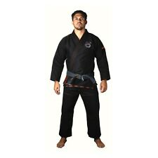 Jaco Performance Jiu Jitsu Gi (Black) - A1 - mma bjj grappling