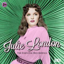 Julie London ESSENTIAL RECORDINGS Best Of 40 Songs NEW SEALED 2 CD