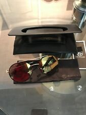 MUJOSH JAMIE  SUNGLASSES WITH LEATHER CASE AND CLEANING CLOTH SM1720077