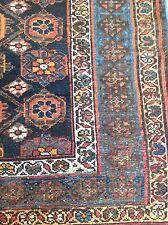 Authentic True Antique Persian Bakhtiari Rug (Varamin Pattern) 6 1/3' X 4 1/2'