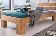 Markenlose Bettgestelle ohne Matratze aus Massivholz