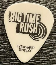 BIG TIME RUSH #3 TOUR GUITAR PICK