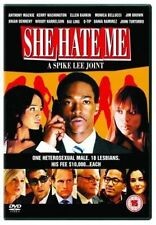 She Hate Me 5035822748934 With Woody Harrelson DVD Region 2
