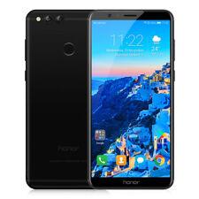 "5.93"" Huawei Honor 7X 4+64GB Android 7.0 Octa Core 4G Smartphone Handy Dual SIM"