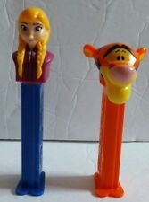 Disney Pixar Pez Dispenser Set of 2 Anna Frozen & Tigger From Winnie the Pooh