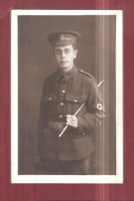 RP Military Red Cross Soldier RAMC UNIFORM SWAGGER STICK IDEAL STUDIO OXFORD ST