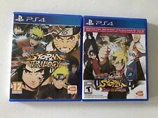 Naruto Ultimate Ninja Storm Collection (Storm 1-4 Road To Boruto) - PS4