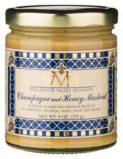 (Case of 12) Willamette Valley Champagne and Honey Mustard
