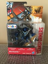 Transformers AOE Strafe Evolution 2 Pack Toys r Us Exclusive (NEW) TRU