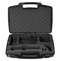 Storage Case Bag Box Plastic Flight for PGX4/PGX24 Wireless Microphone