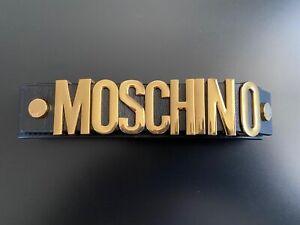 Moschino x H&M Dog collar and leash