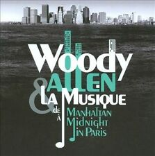 VARIOUS ARTISTS - WOODY ALLEN: LA MUSIQUE DE MANHATTAN … MIDNIGHT IN PARIS NEW C