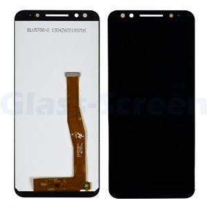 Alcatel 3X 5058A 5058Y LCD Screen Digitizer, Black