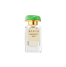 NEW in BOX AERIN Waterlily Sun Eau de Parfum Deluxe Sample Mini 0.14 oz / 4 ml