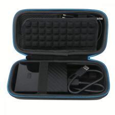 for WD 1TB 2TB 3TB 4TB USB 3.0 My Passport Portable External Hard Drive Case...