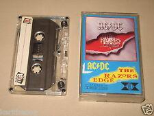 AC DC - The Razors Edge - MC Cassette polish tape /275