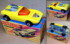 "1 VINTAGE ('70s) MATCHBOX SUPERFAST - NO.1 - ""MOD ROD"" - MINT IN BOX"