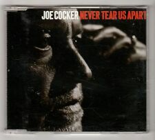 (HA714) Joe Cocker, Never Tear Us Apart - 2002 DJ CD