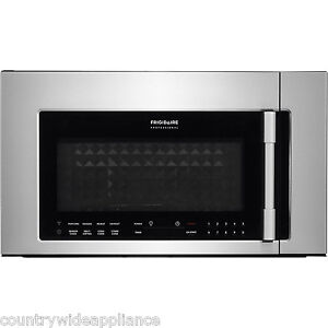 """Frigidaire PROFESSIONAL 30"""" Convection Stainless Microwave 1.8 CuFt, FPBM3077RF"""