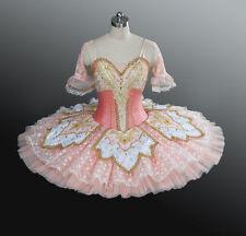 Professional Ballet Tutu platter dress. Costume Made - GREAT BUY, FREE SHIPPING